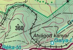 kisvasút térképen